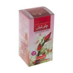 دمنوش گیاهی چای ترش شاهسوند بسته 12 عددی