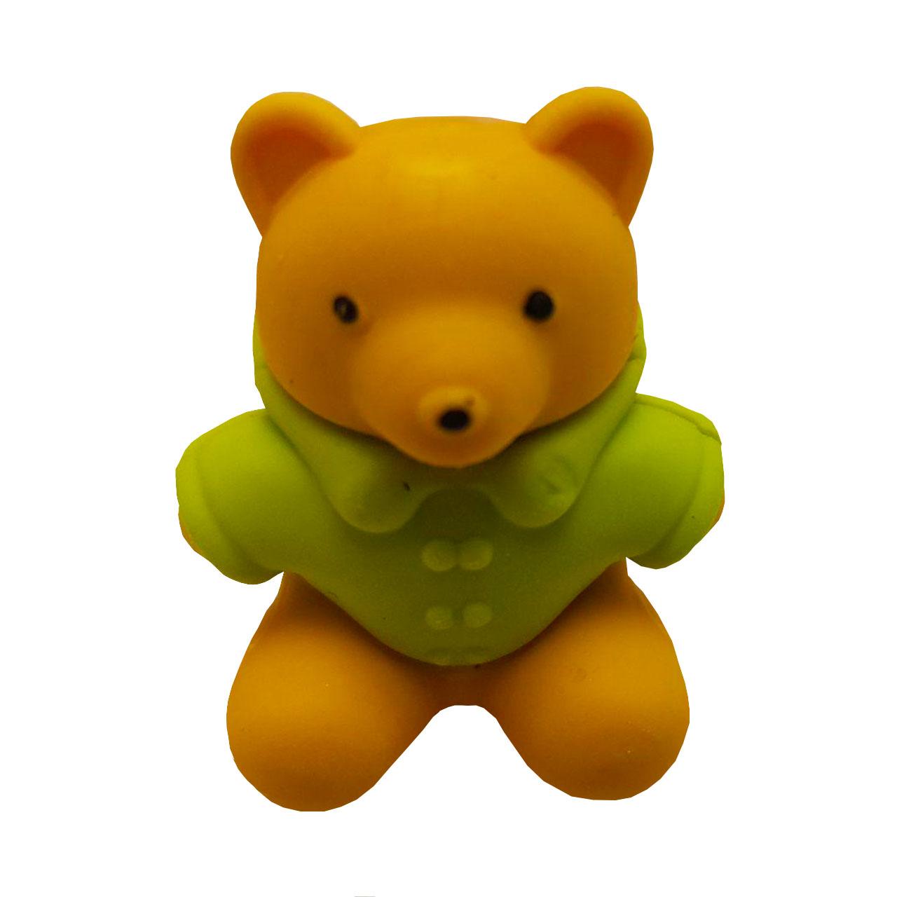 پاک کن طرح خرس کد F02