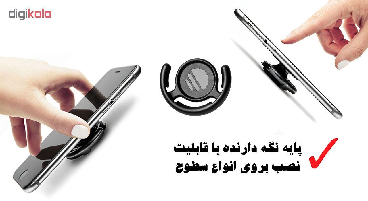 پایه نگهدارنده گوشی موبایل پاپ سوکت کی اچ کد 9018 main 1 4
