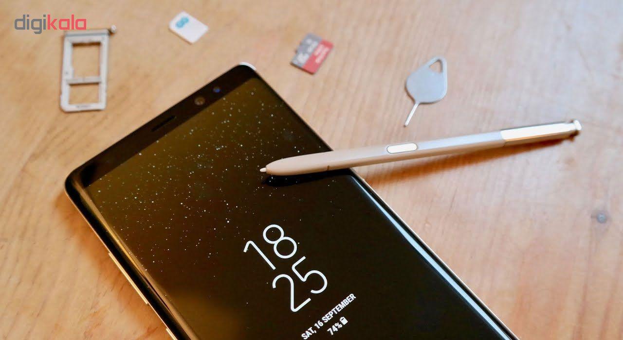 خشاب سیم کارت هورس مدل SCH مناسب برای گوشی موبایل سامسونگ Galaxy Note8 main 1 2