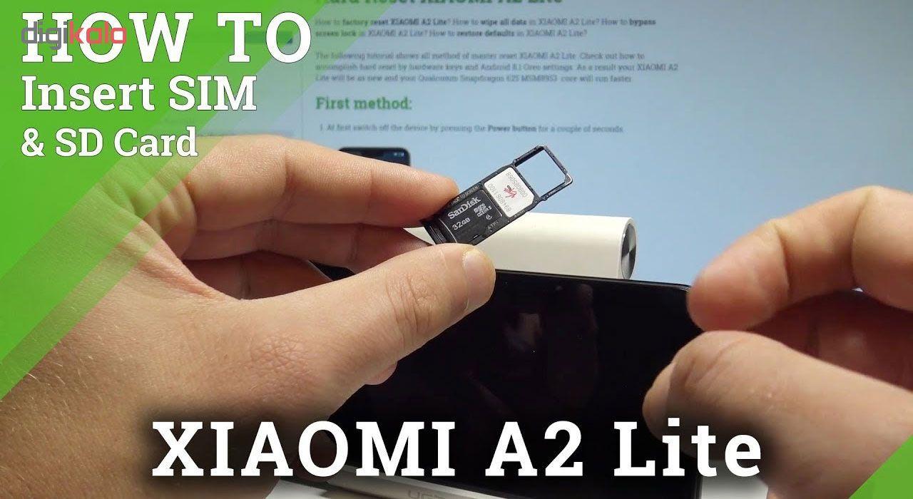 خشاب سیم کارت هورس مدل SCH مناسب برای گوشی موبایل شیائومی Mi A2 Lite main 1 2