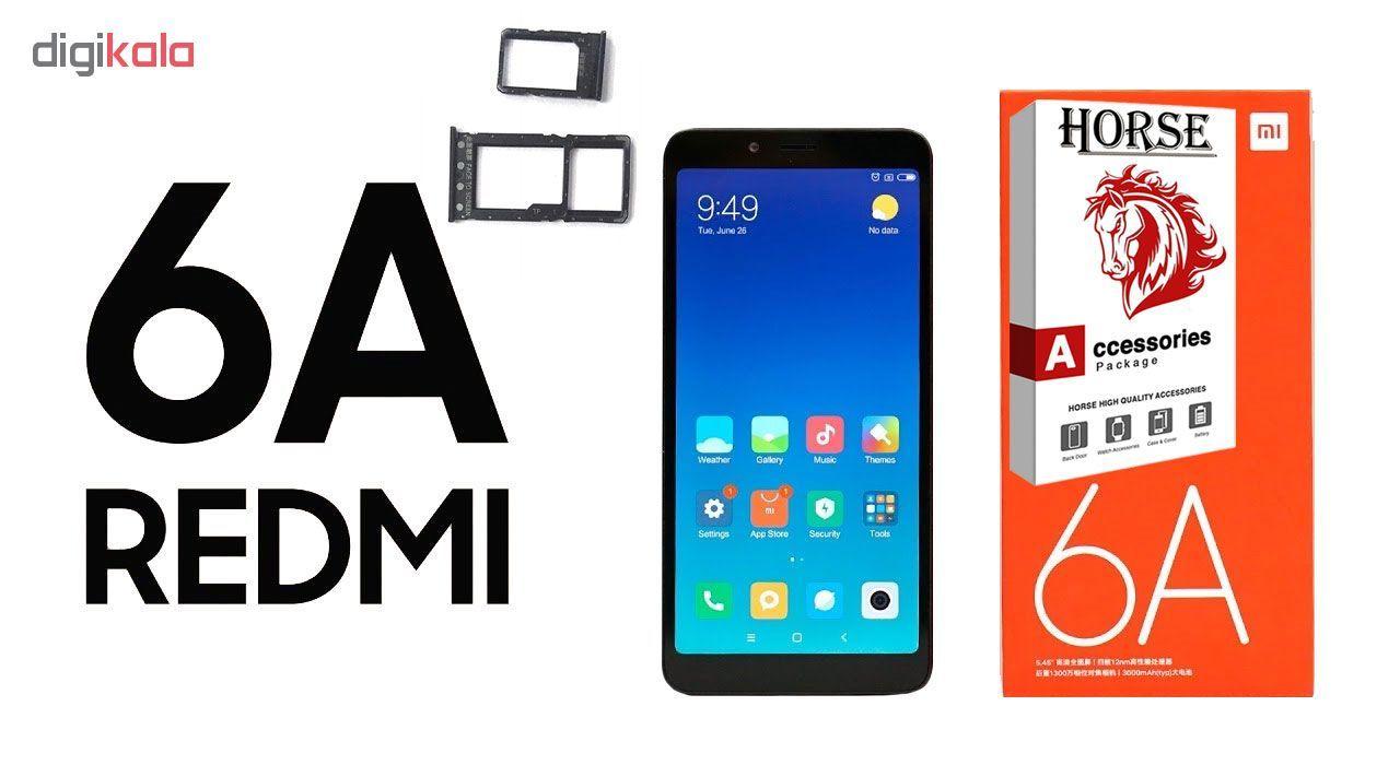 خشاب سیمکارت هورس مدل SCH مناسب برای گوشی موبایل شیائومی Redmi 6A main 1 2