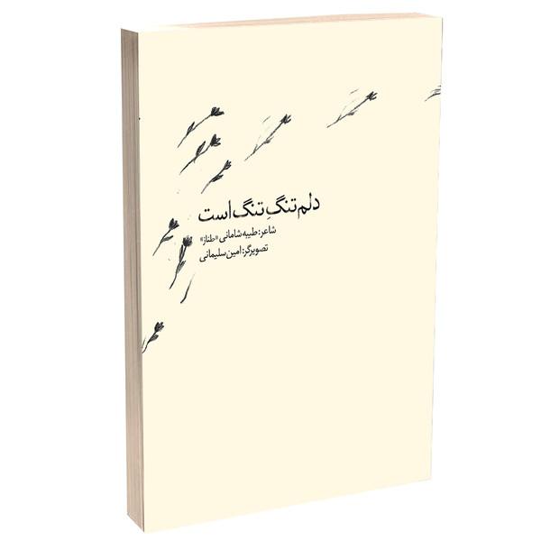 کتاب دلم تنگ تنگ است اثر طیبه شامانی انتشارات مهر زهرا(س)