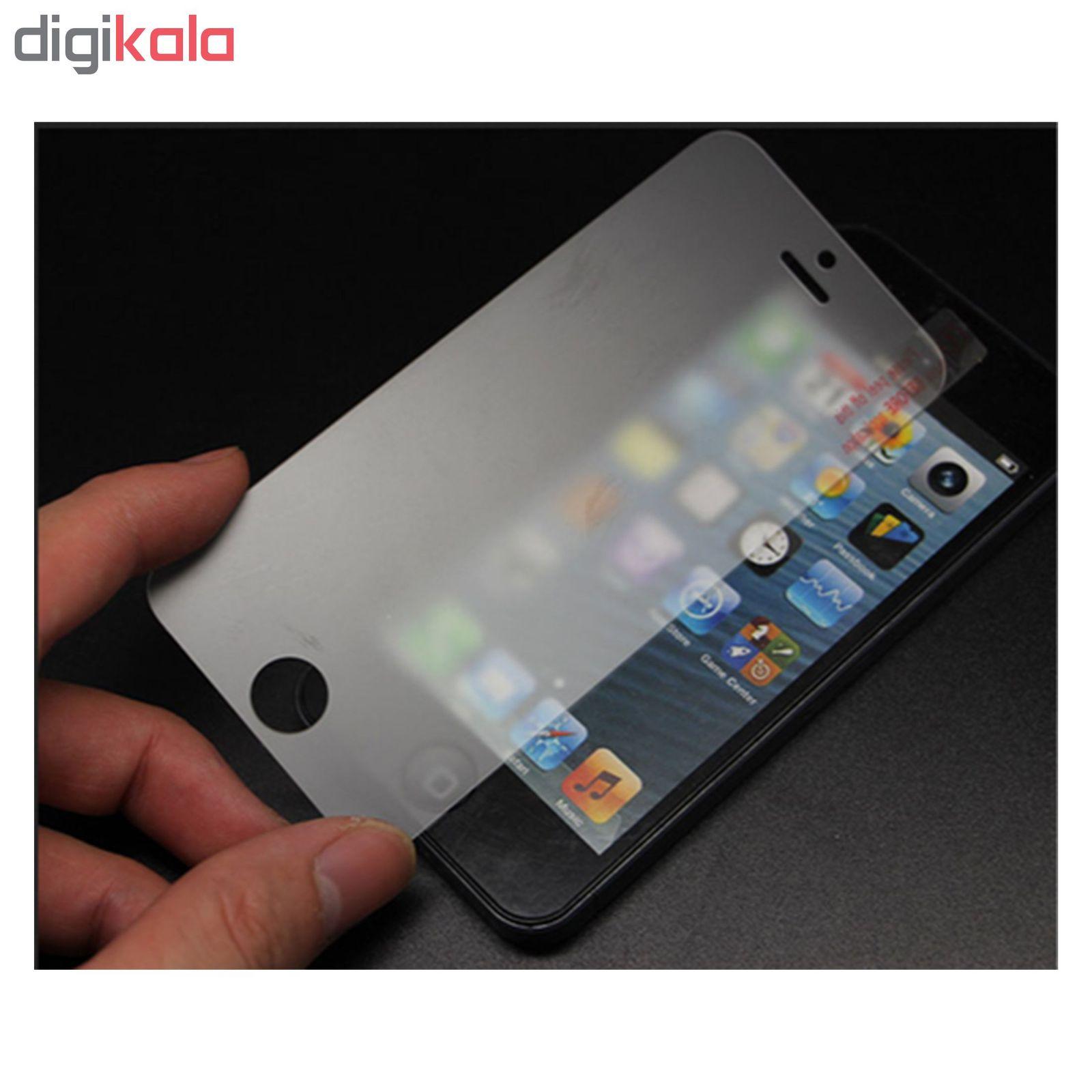 محافظ صفحه نمایش و پشت گوشی Hard and Thick مدل F-01 مناسب برای گوشی موبایل اپل Iphone X/Xs به همراه محافظ لنز دوربین main 1 5