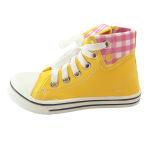 کفش راحتی دخترانه شیما کد AF17 thumb