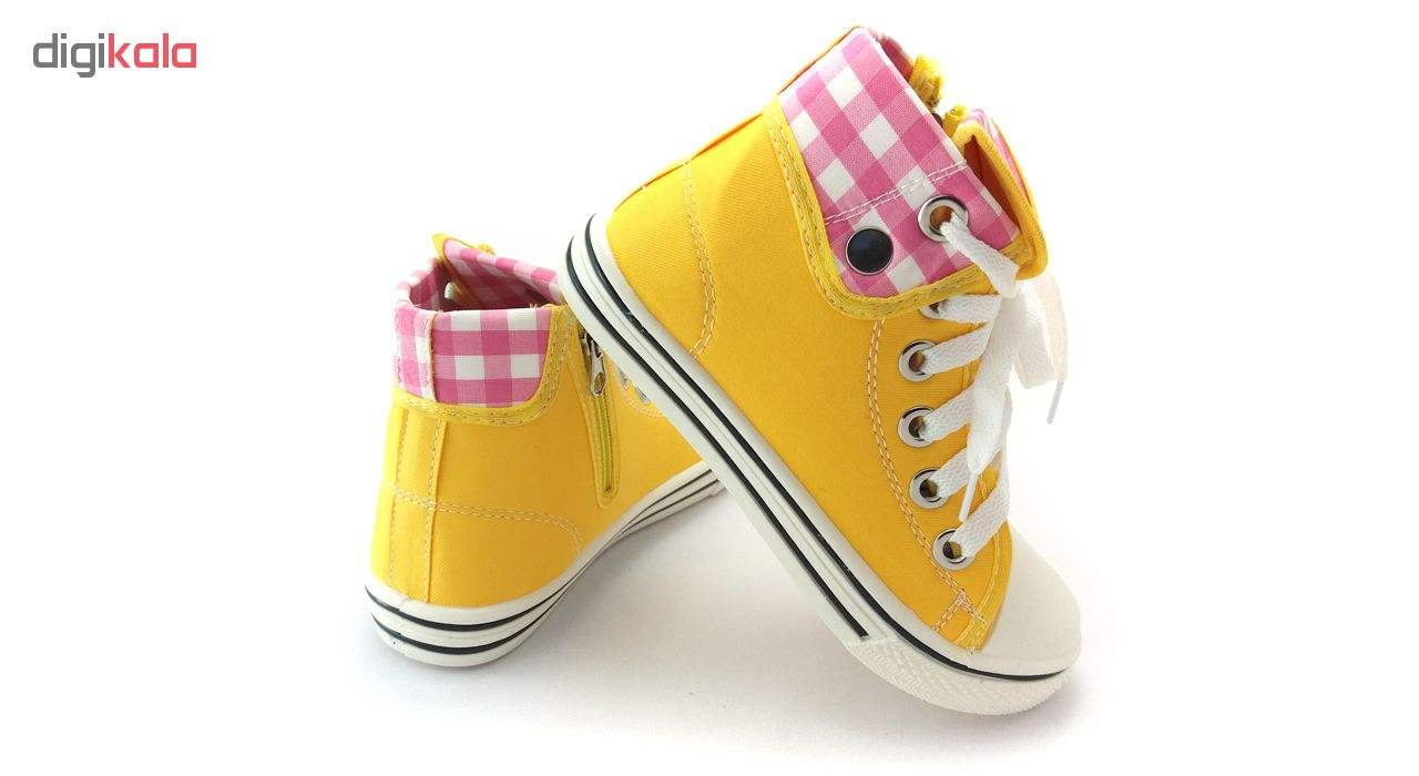 کفش راحتی دخترانه شیما کد AF17 main 1 1