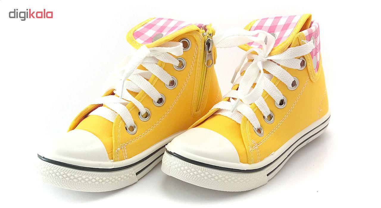 کفش راحتی دخترانه شیما کد AF17 main 1 3