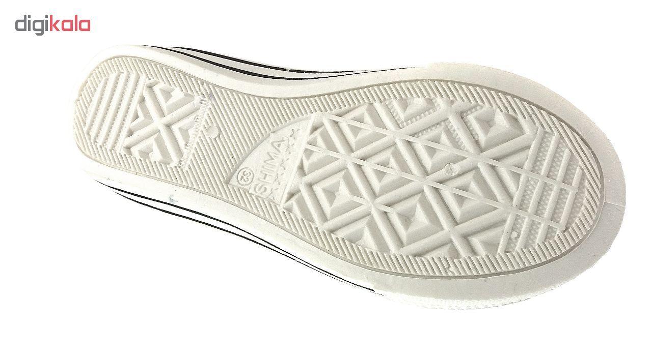 کفش راحتی دخترانه شیما کد AF17 main 1 4
