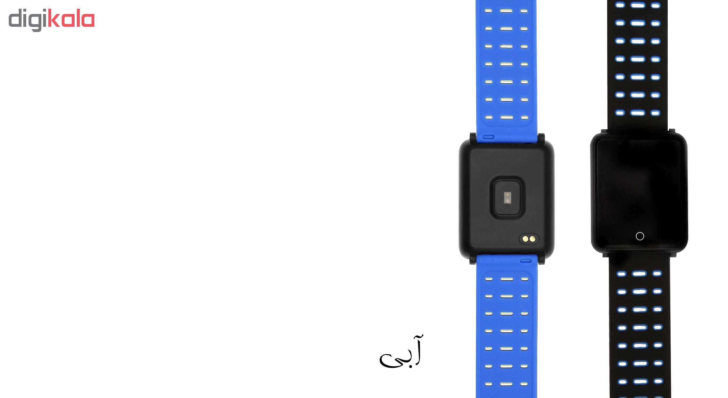 ساعت هوشمند سومگ مدل M5-Plus main 1 12