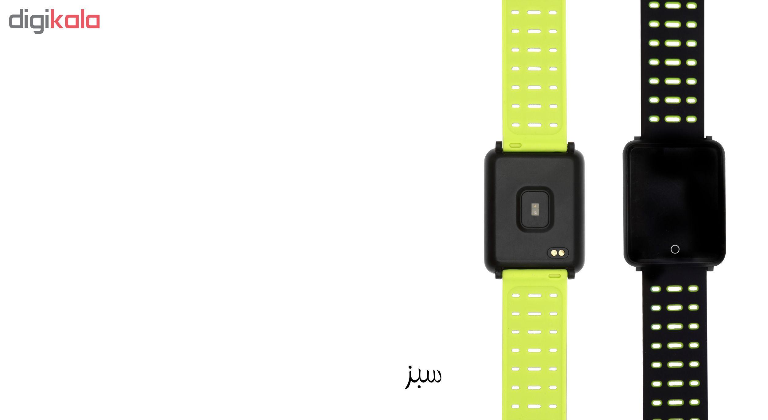 ساعت هوشمند سومگ مدل M5-Plus main 1 15