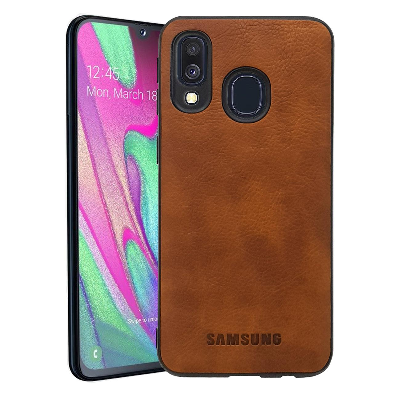 کاور مدل SA-L1 مناسب برای گوشی موبایل سامسونگ Galaxy A40