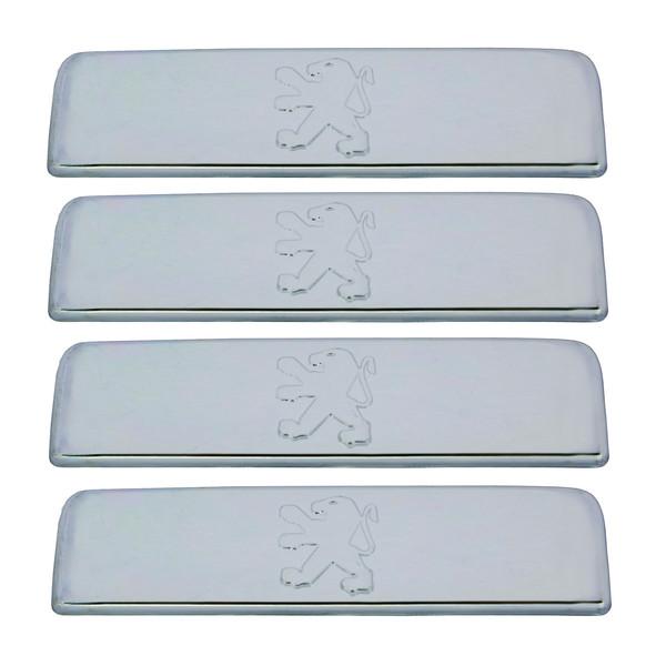 قاب روی دستگیره بیلگین مدل KBIL01 مناسب برای پژو 405 و پرشیا بسته 4 عددی