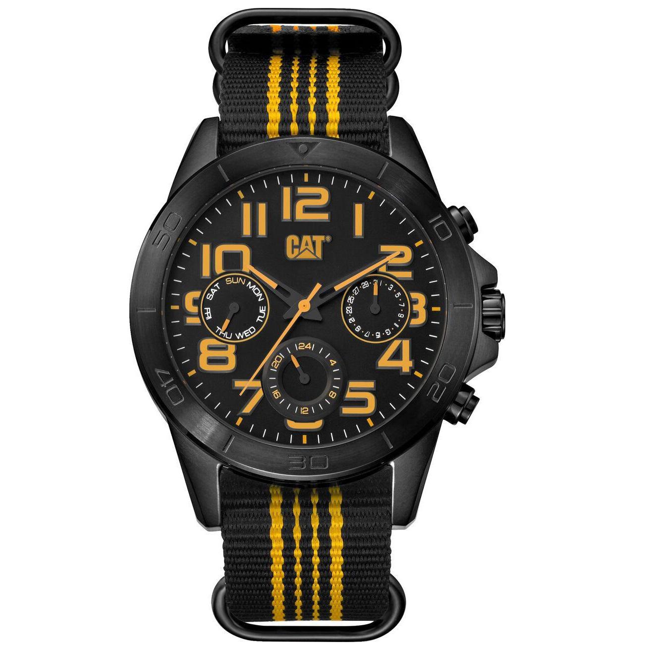 ساعت مچی عقربه ای مردانه کاترپیلار مدل YT.169.61.117