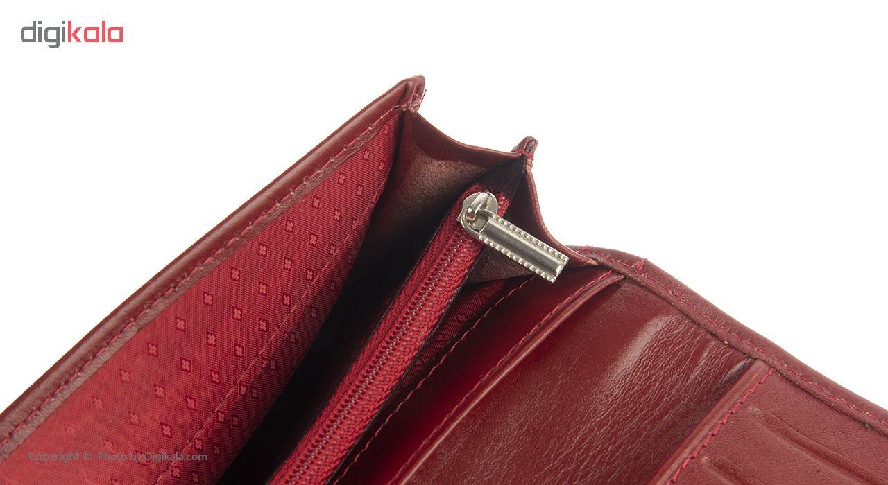 کیف پول زنانه چرم آرتان کد 2222 main 1 1