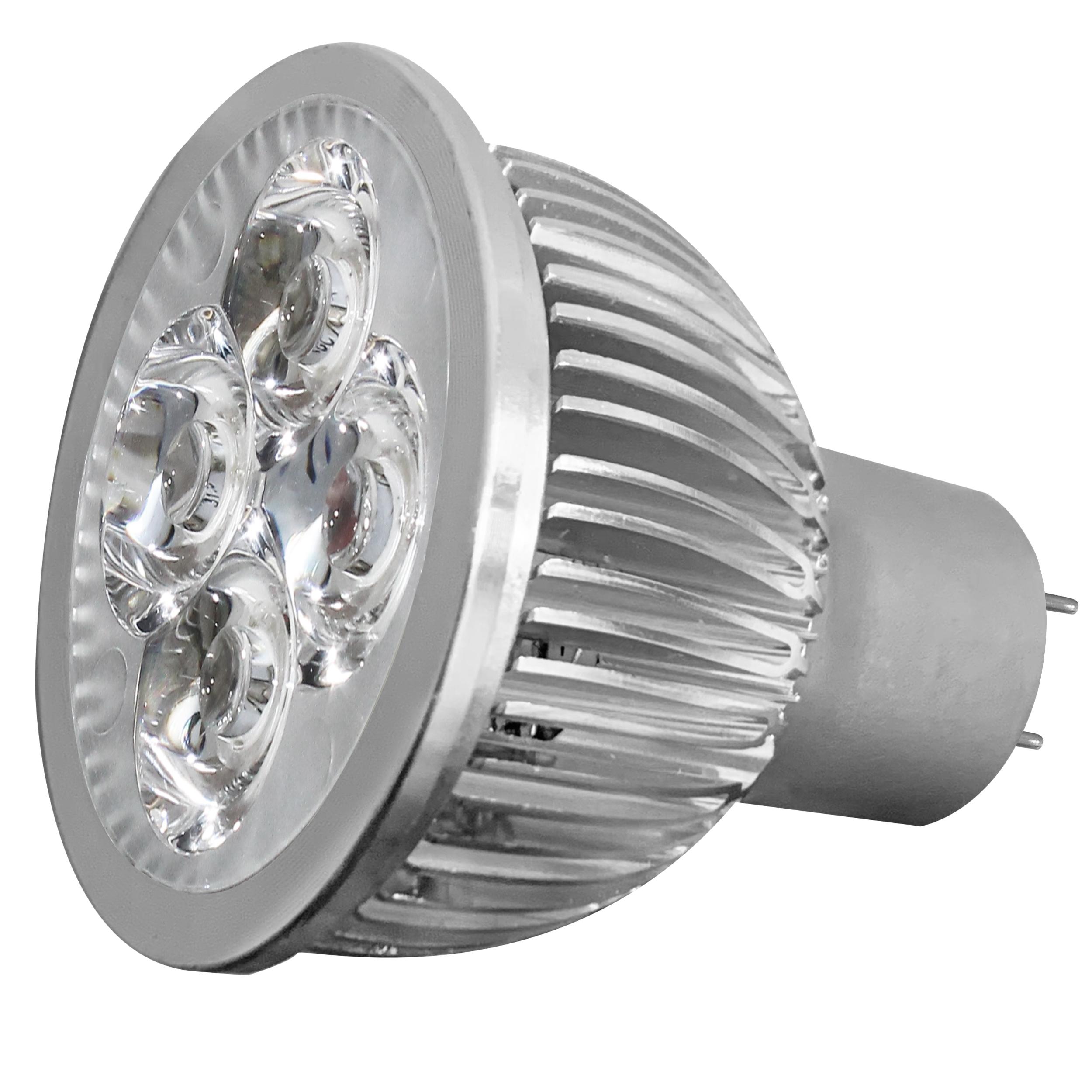 لامپ هالوژن 4 وات اف ای سی  مدل Power  پایه MR16