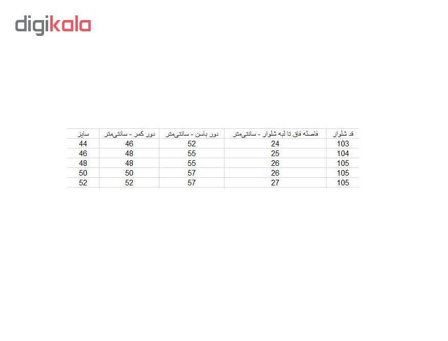 شلوار مردانه مدل sha.jns.021 main 1 4