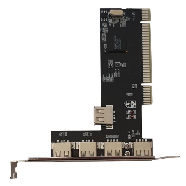 کارت usb چهار پورت PCI مدل P1