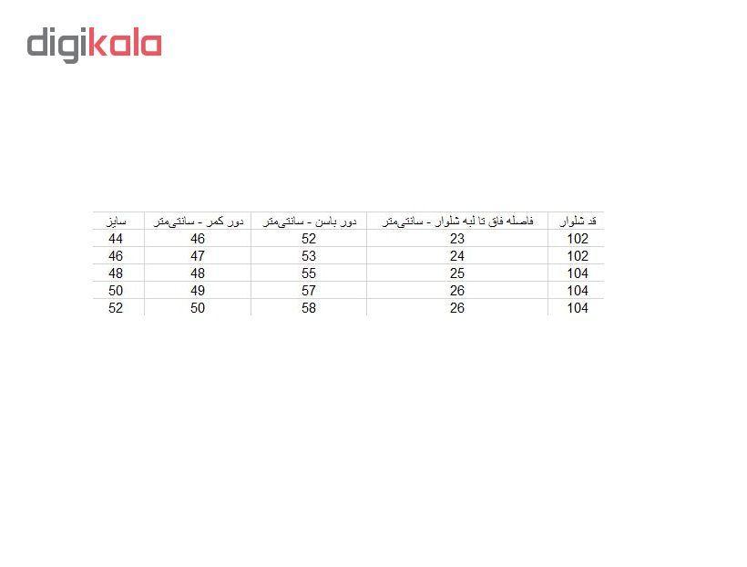 شلوار مردانه مدل sha.jns.022 main 1 4