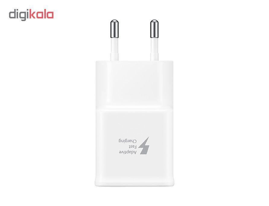 شارژر دیواری  مدل EP-TA20EBECGWW به همراه کابل تبدیل USB-C main 1 4
