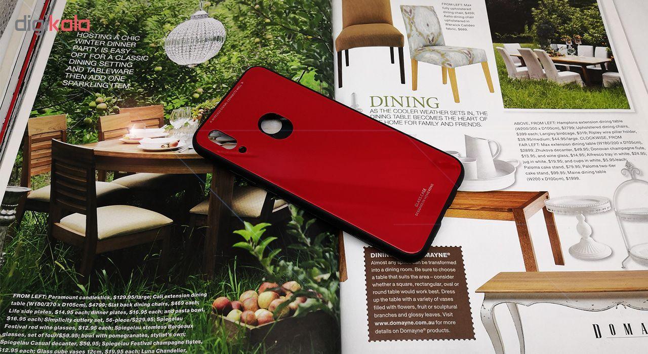 کاور سامورایی مدل GC-019 مناسب برای گوشی موبایل هوآوی P Smart 2019 main 1 8