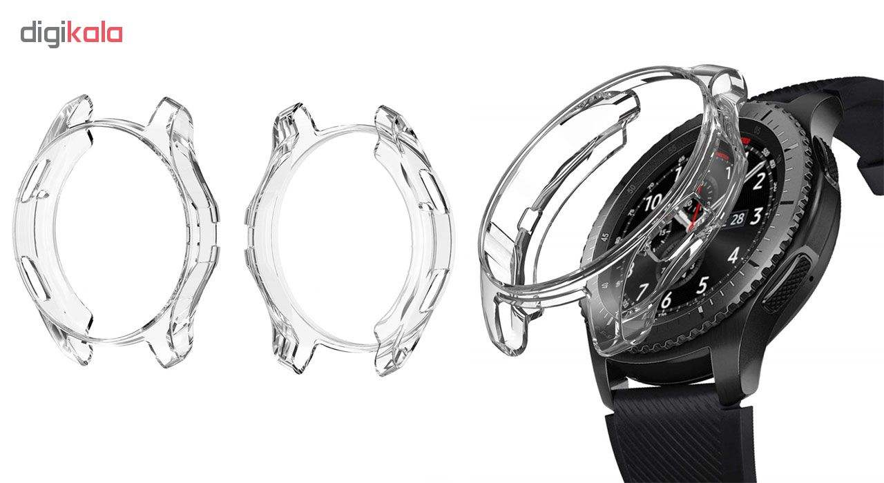 کاور هورس مدل CSW مناسب برای ساعت هوشمند سامسونگ Gear S2  / Galaxy Watch 42mm main 1 7