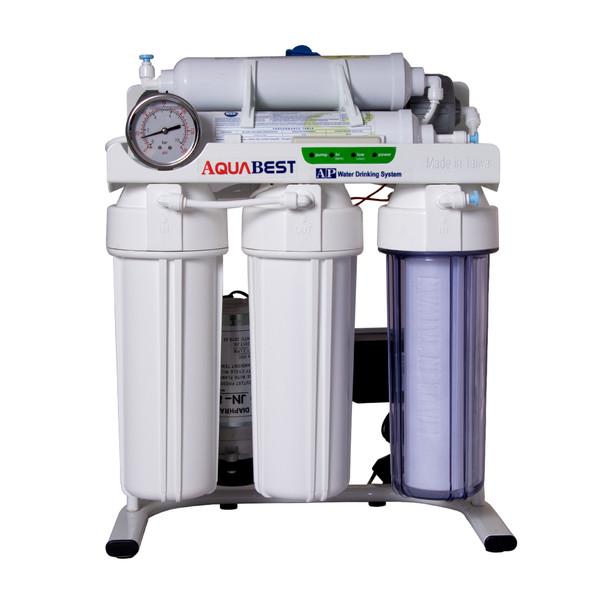 دستگاه تصفیه کننده آب خانگی آکوا بست مدل AB 8