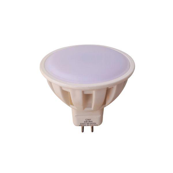 لامپ هالوژن ال ای دی 5 وات کد CNP پایه سوزنی