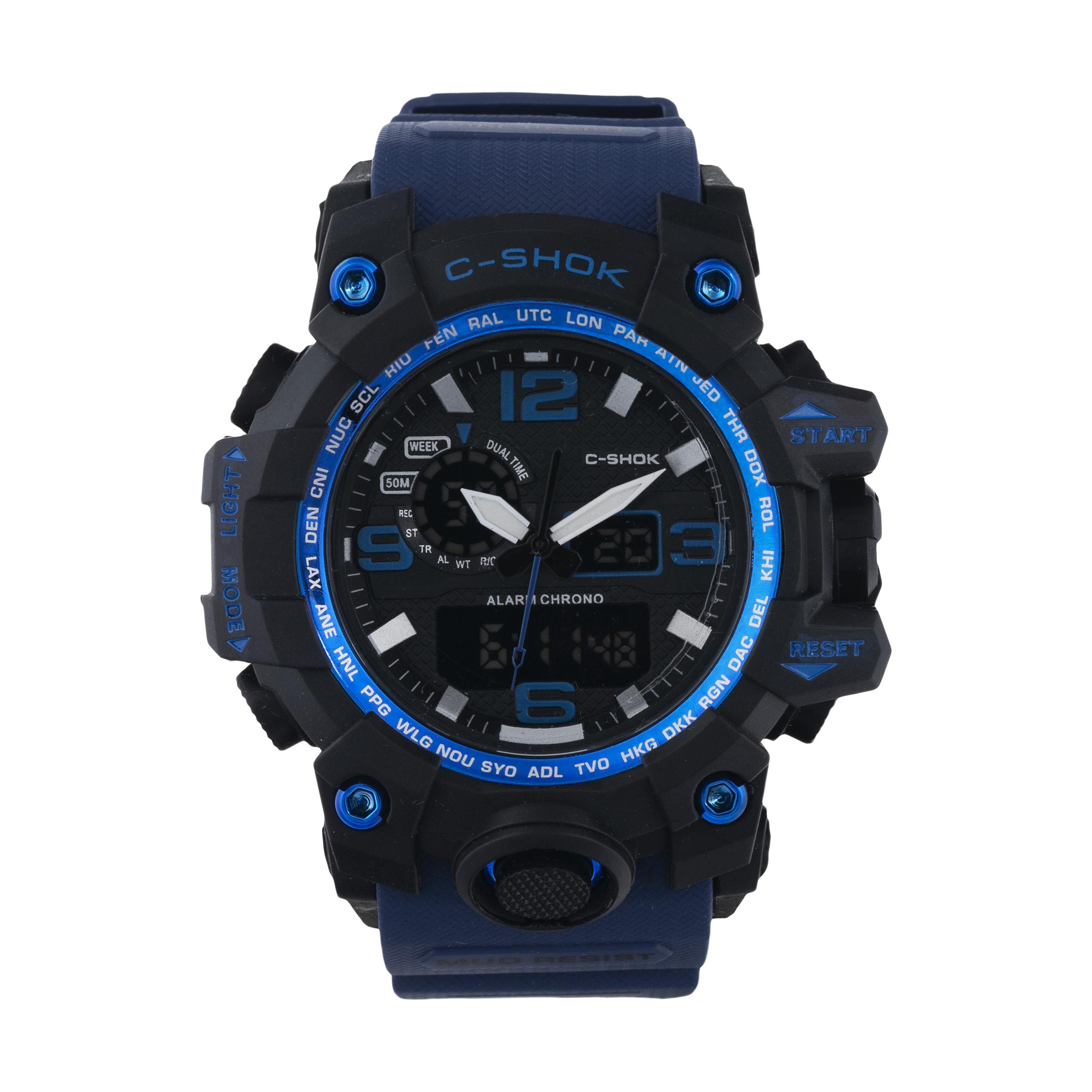 ساعت مچی عقربه ای مردانه سی شاک مدل C-SHOK Br01