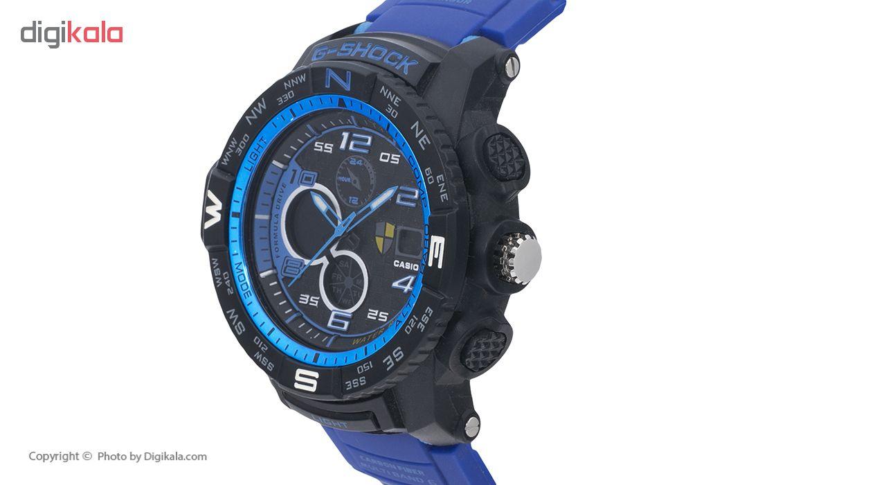 ساعت مچی عقربه ای مردانه مدل G-fd01