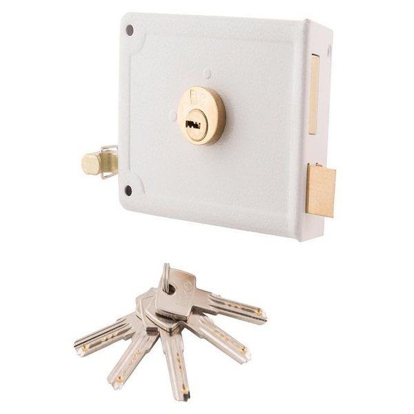 قفل حیاطی اکو مدل 640B