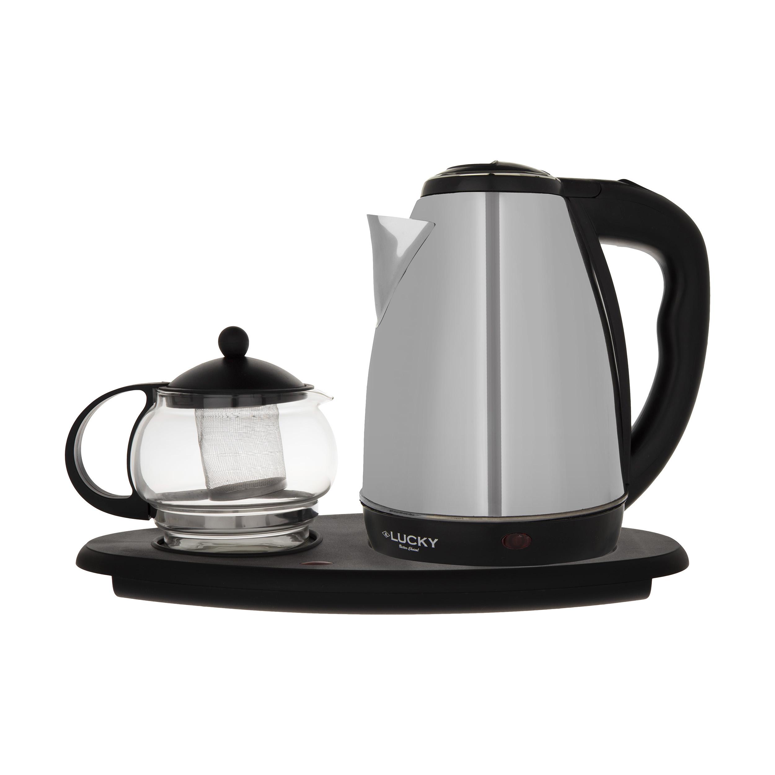 چای ساز لوکی مدل JL-2000