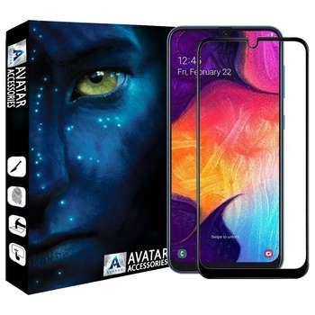 محافظ صفحه نمایش آواتار مدل SA30 مناسب برای گوشی موبایل سامسونگ Galaxy A30