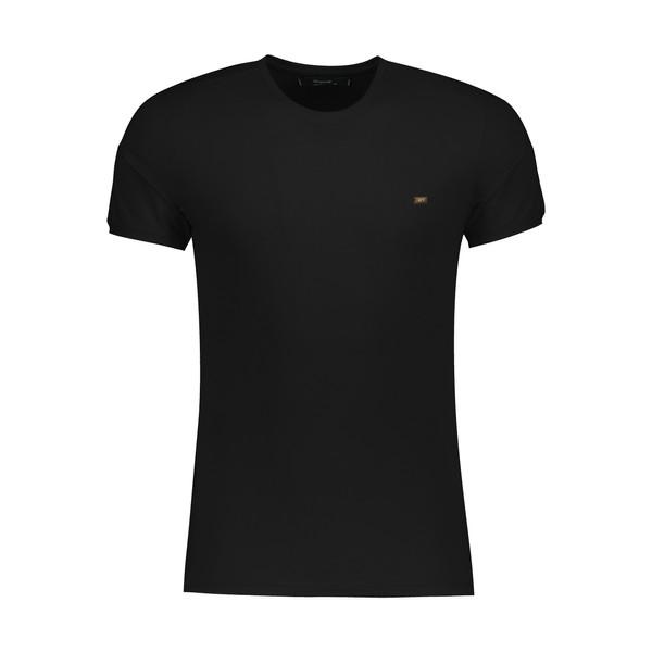 تی شرت آستین کوتاه مردانه بای نت کد 1-334 btt