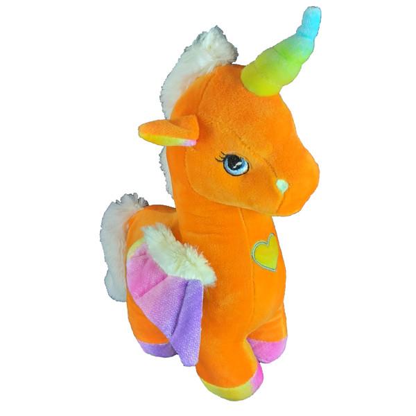 عروسک طرح اسب پونی کد 26 ارتفاع30 سانتی متر