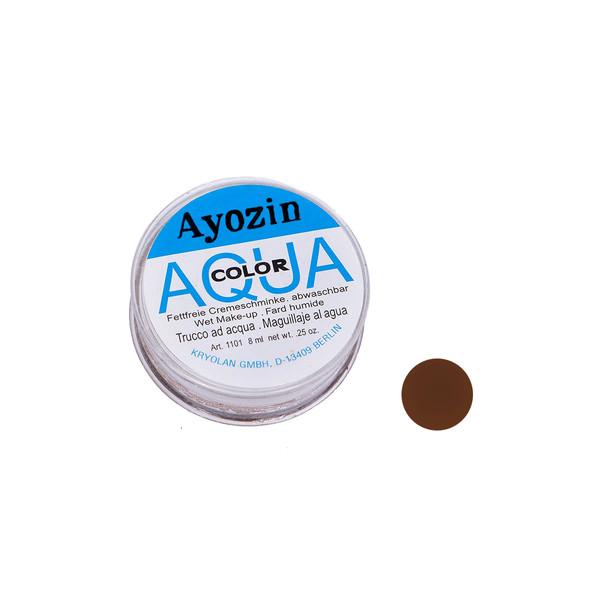 سایه ابرو اکوا مدل ayozin شماره 78