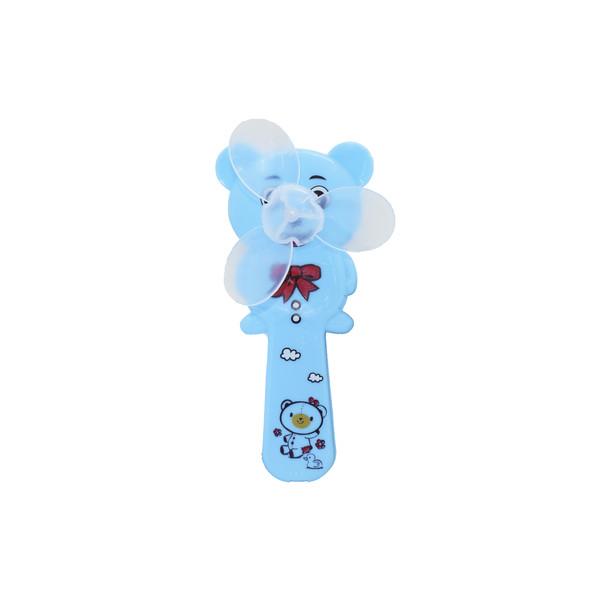 پنکه دستی طرح خرس مهربون مدل CL-003