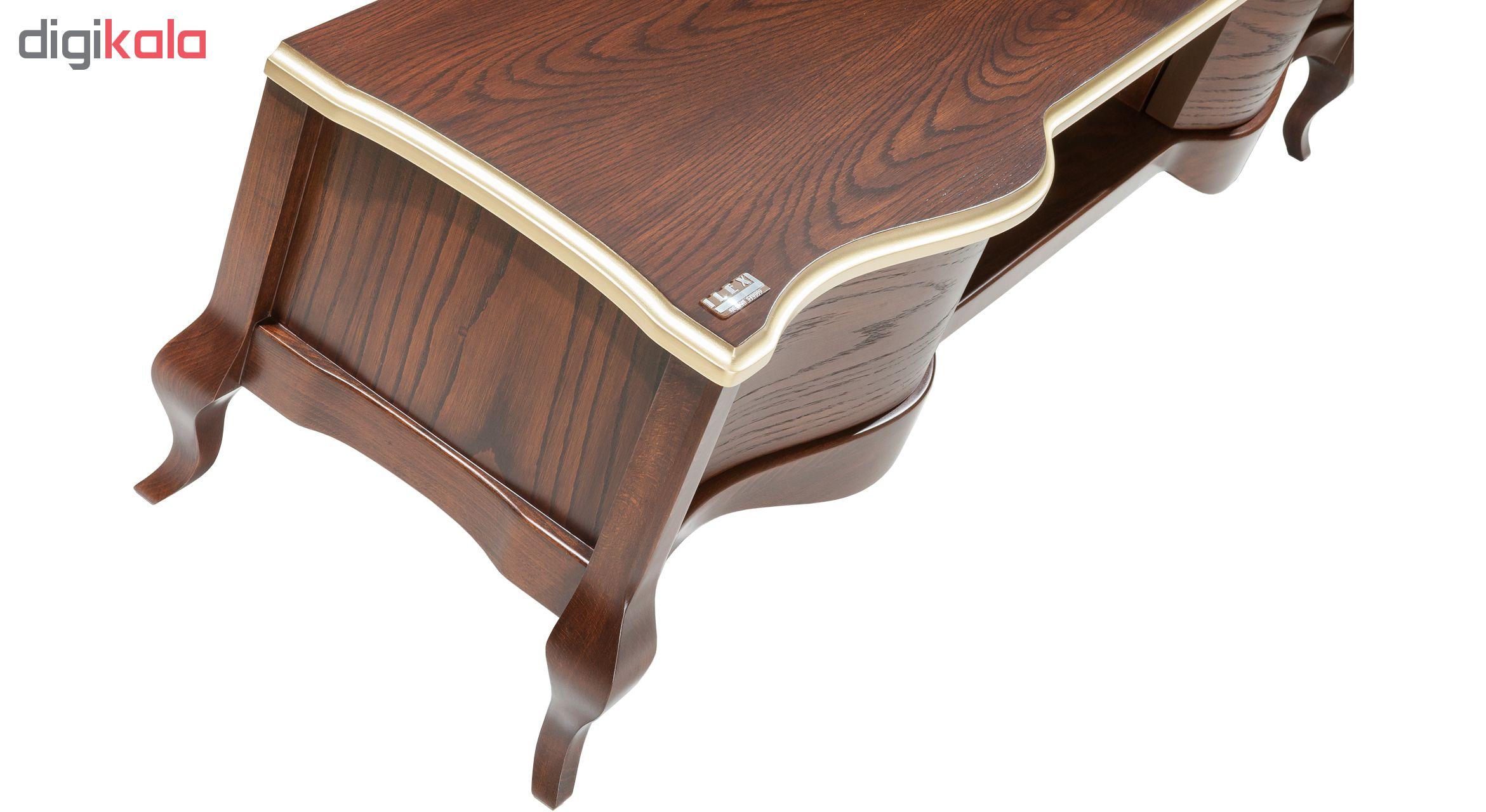 میز تلویزیون آیلکس مدل LIONA - WALGO -160