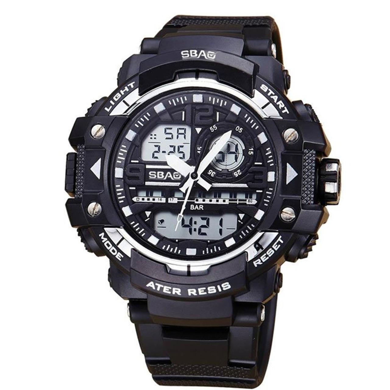 ساعت مچی عقربه ای مردانه اِسباُ مدل 8009