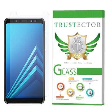 محافظ صفحه نمایش تراستکتور مدل GLS مناسب برای گوشی موبایل سامسونگ Galaxy A8 2018
