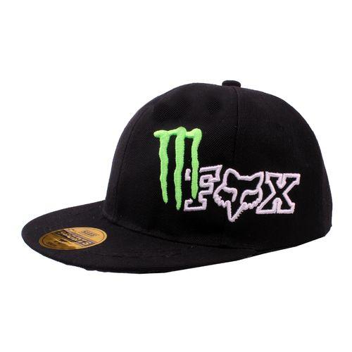 کلاه  کپ مردانه مدل Monster Fox