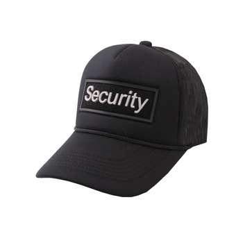 کلاه  کپ مردانه طرح Security