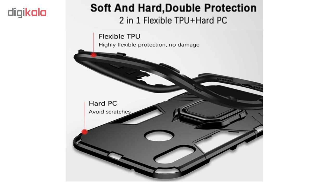 کاور کینگ کونگ مدل GHB01 مناسب برای گوشی موبایل هوآوی Y7 2019 main 1 5