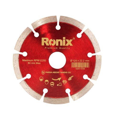 صفحه فرز برش گرانیت بر رونیکس مدل RH-3509