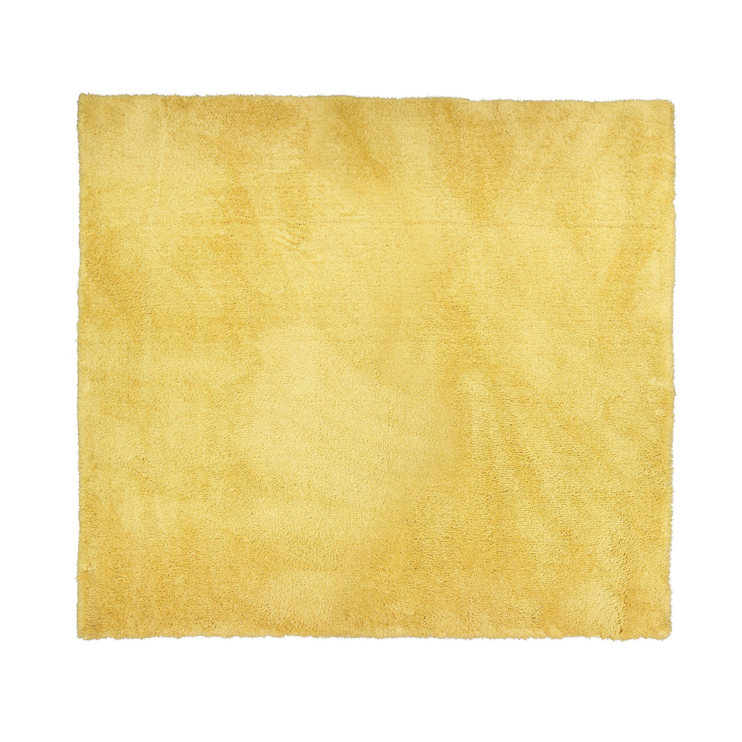 فرش ماشینی طرح شگی کد SH02 زمینه طلایی
