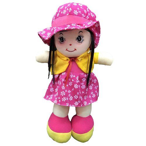 عروسک طرح دختر روسی ایسان L ارتفاع 30 سانتی متر
