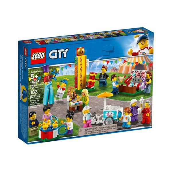 لگو سری City مدل Amusement Park کد 60234