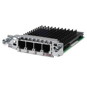ماژول شبکه سیسکو مدل VIC2-4FXO