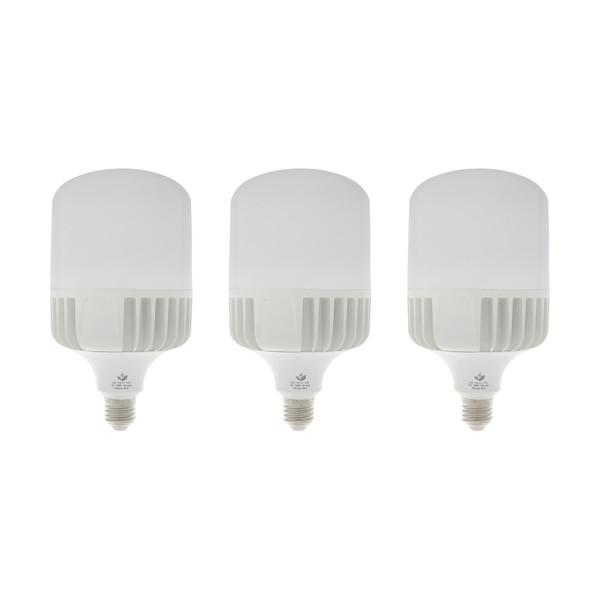 لامپ ال ای دی  20 وات آینده مدل AC پایه E27 بسته 3 عددی