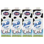 شیر پر چرب میهن حجم 1 لیتر بسته 4 عددی thumb