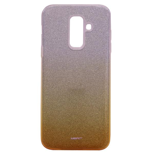 کاور مریت طرح اکلیلی کد 9804105021 مناسب برای گوشی موبایل سامسونگ Galaxy A6 Plus 2018